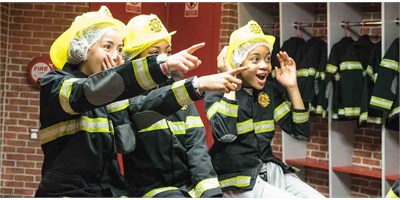Fire & Rescue Unit Careers... What Do You Think You Could Do?